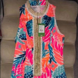 Lily Pulitzer size 0 new with tags dress